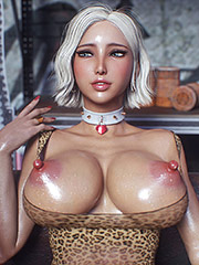 3D blonde with big breasts - Message 2 by Jared999D